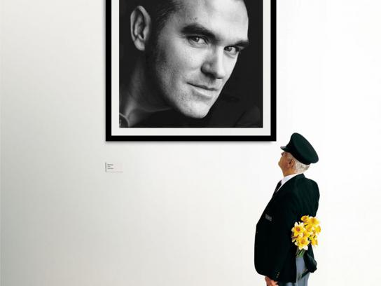 The Lowry Print Ad -  Two