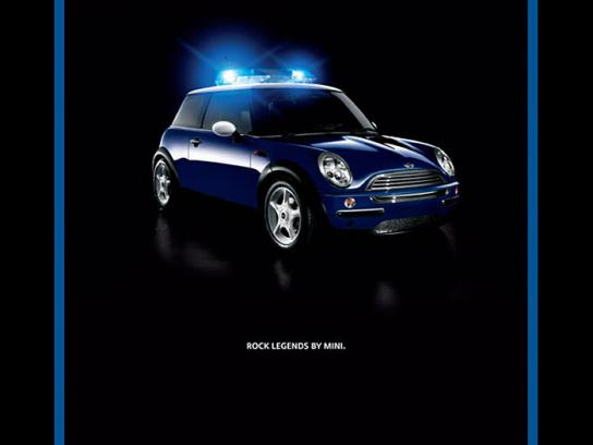 Mini Print Ad -  Rocker, 4