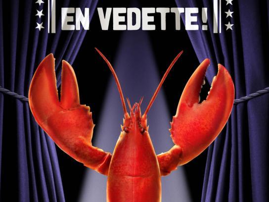 IGA Print Ad -  Lobster