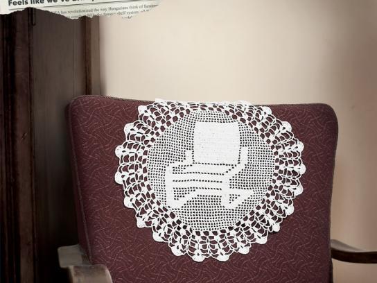IKEA Print Ad -  Armchair