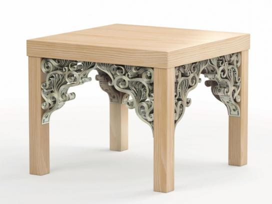 IKEA Print Ad -  Coffee Table