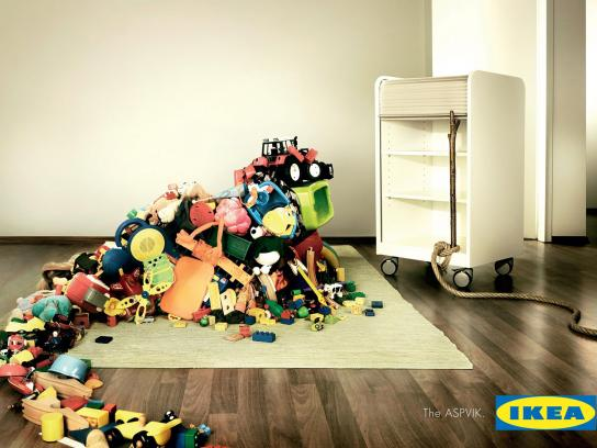 IKEA Outdoor Ad -  Toybeast