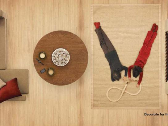 IKEA Print Ad -  Decorate for the holidays, 3