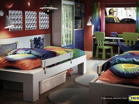 IKEA Print Ad -  Kids