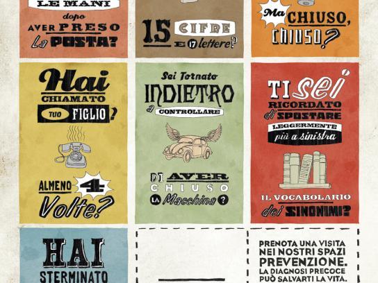 LILT Print Ad -  Checklist