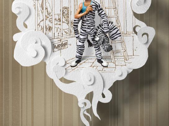 INEN Print Ad -  Zebra