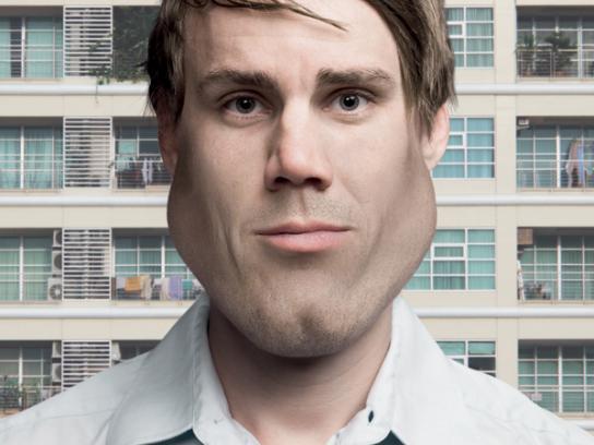 Stimorol Print Ad -  Big Jaw-Gareth