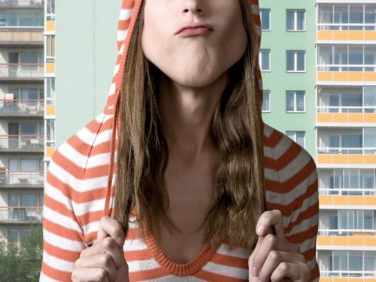 Stimorol Print Ad -  Big Jaw-Jennifer