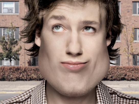 Stimorol Print Ad -  Big Jaw-Tommy