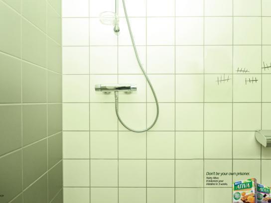 Nutri Ativa Print Ad -  Bathroom, 3