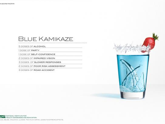 INPES Print Ad -  Cocktail, 3