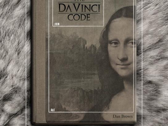 Inrockuptibles Print Ad -  Da Vinci