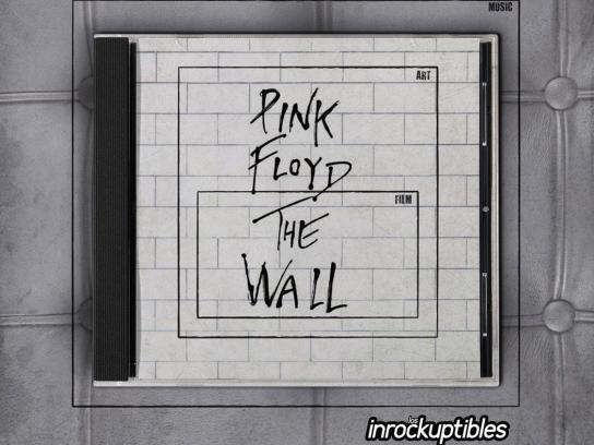 Inrockuptibles Print Ad -  Pink Floyd