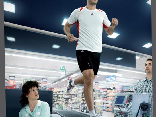 Intersport Print Ad -  Free your sport, 2