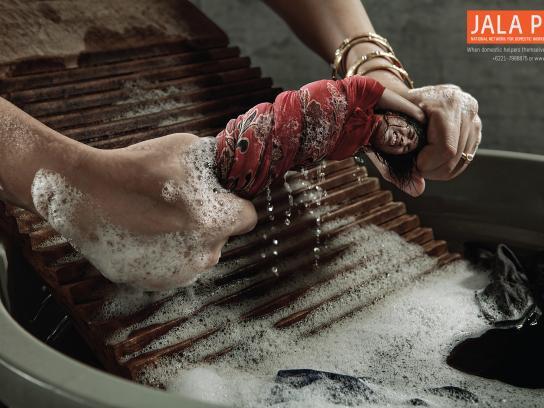 Jala PRT Print Ad -  Clothes