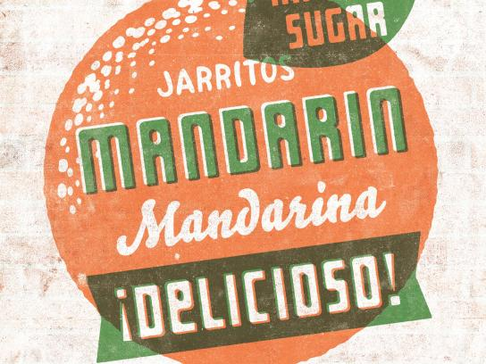 Jarritos Print Ad -  Mandarin