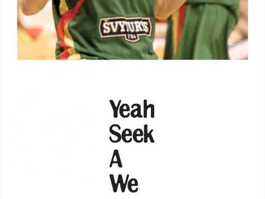 Eurobasket Outdoor Ad -  Jasikevicius