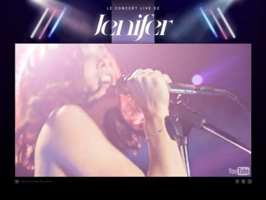 INPES Digital Ad -  Jenifer live Concert