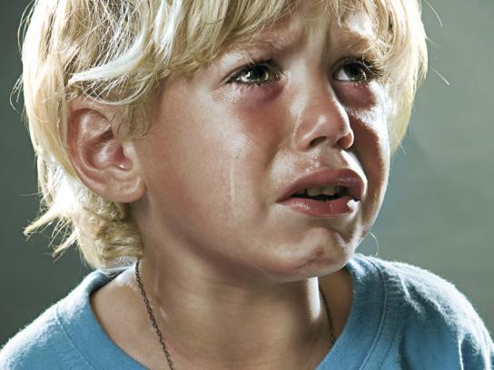3 Chanchitos Print Ad -  Crying Babies, Jeremias