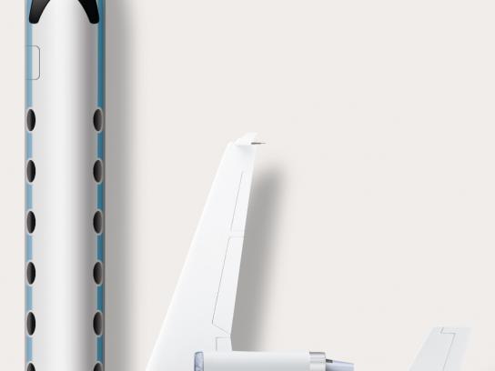 Westpac Print Ad -  Jet