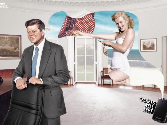 Caribe Comp Print Ad -  JFK