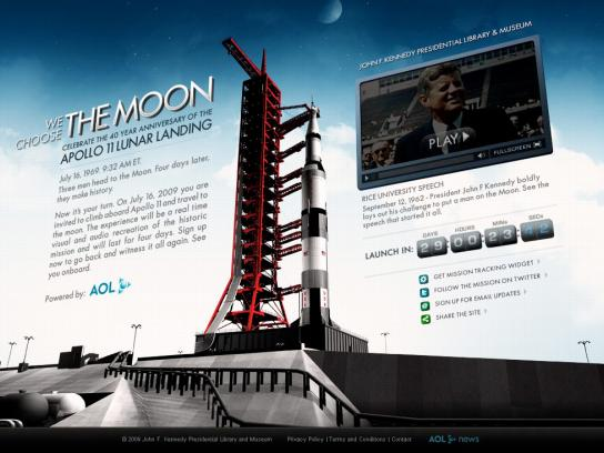 The JFK Presidential Library and Museum Digital Ad -  Launch