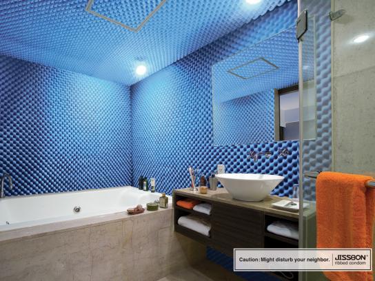 Jissbon Print Ad -  Bathroom
