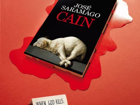 Feltrinelli Print Ad -  When God kills