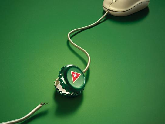 Kalnapilis Print Ad -  Mouse, 2