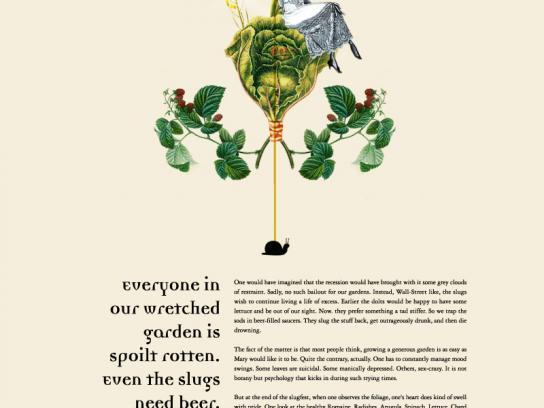 Kanu Somany Print Ad -  Slugs