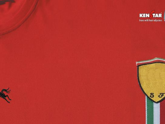 Kenstar Print Ad -  Horse
