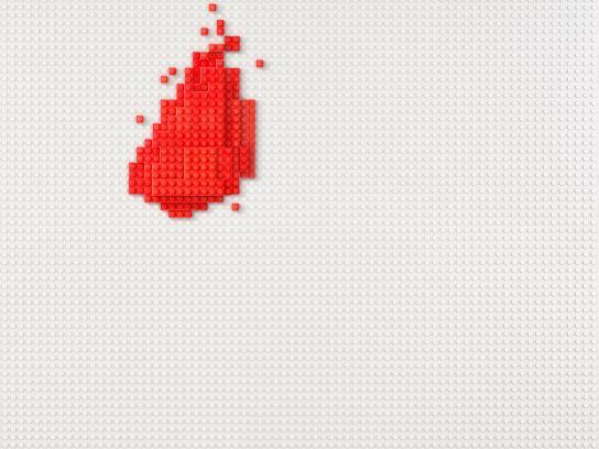 Fab Perfect Print Ad -  Ketchup