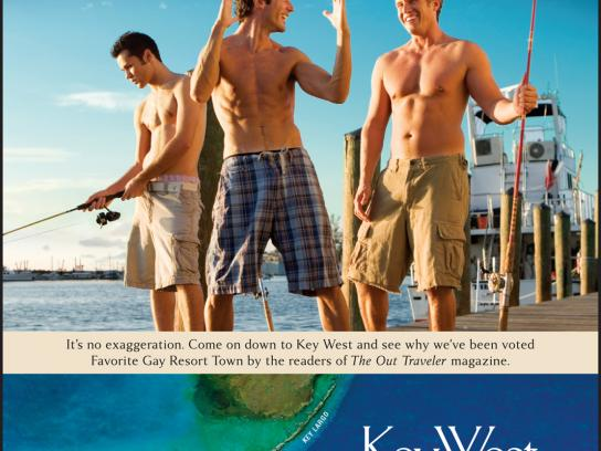 Florida Keys Print Ad -  Stories