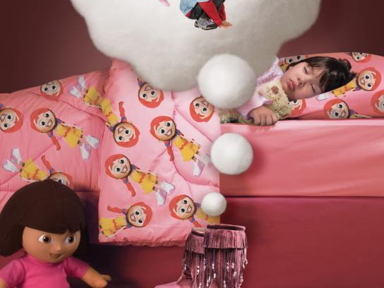 Kidy Print Ad -  Dora