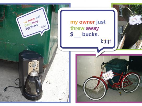 kijiji Ambient Ad -  My Owner