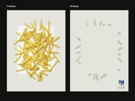 Tela Ambient Ad -  French Fries