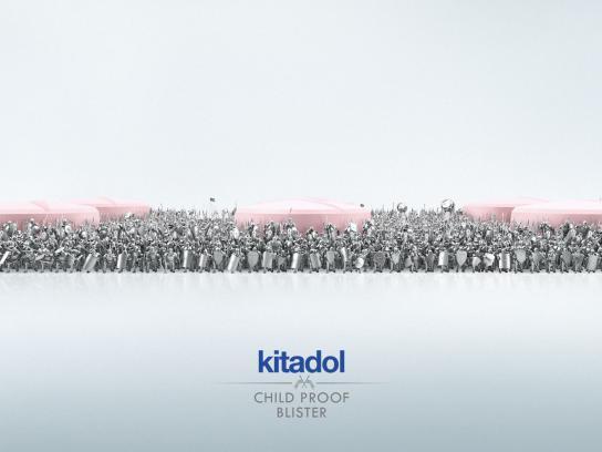 Kitadol Print Ad -  Middle Age