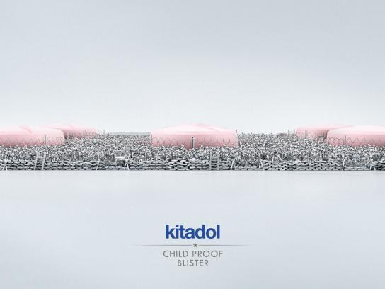 Kitadol Print Ad -  Soldiers