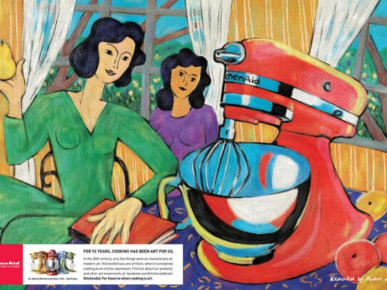 Whirlpool Print Ad -  Modernism