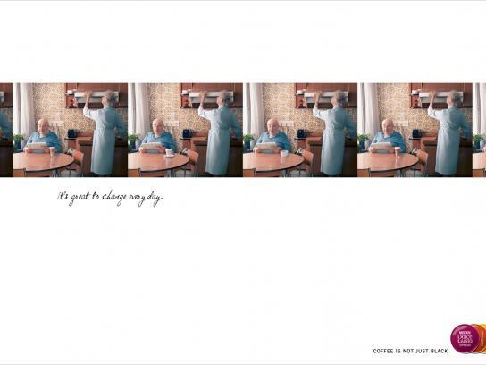 Nestle Print Ad -  Kitchen