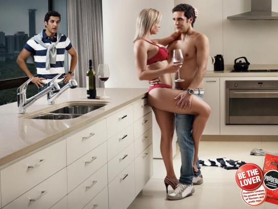 Prudence Print Ad -  Kitchen