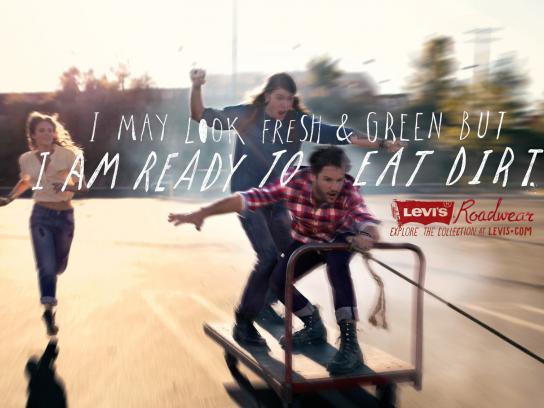 Levi's Print Ad -  Cartsurf
