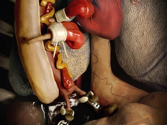 La Buena Tierra Print Ad -  Eat healthier, 2