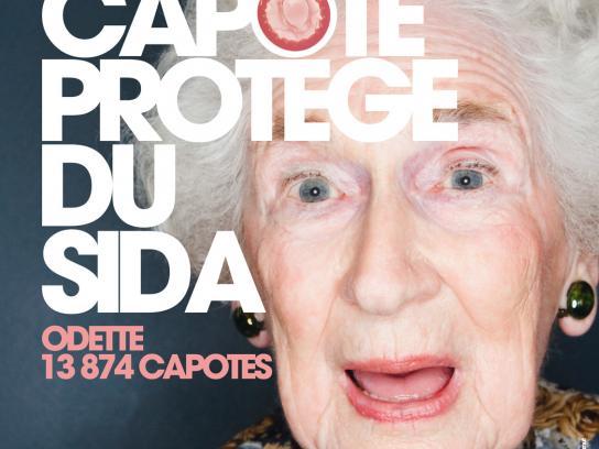 TETU Print Ad -  Odette