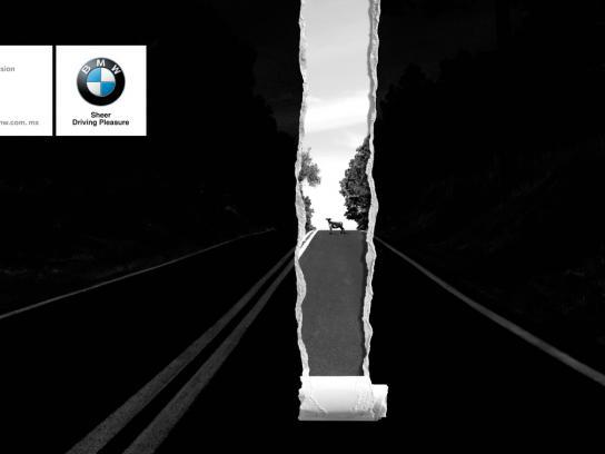 BMW Print Ad -  Lamb