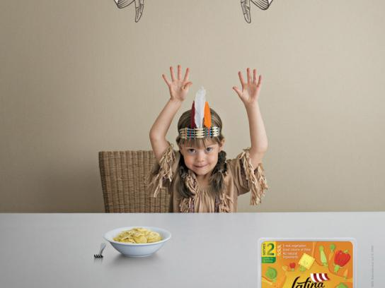 Latina Kids Print Ad -  Surrender, 1