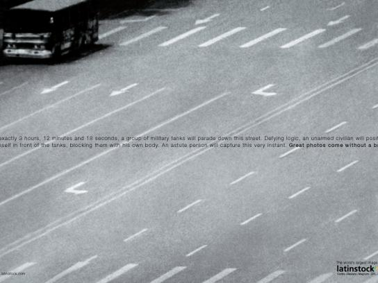 Latinstock Print Ad -  China