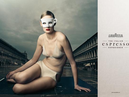 Lavazza Print Ad -  Italian, 1