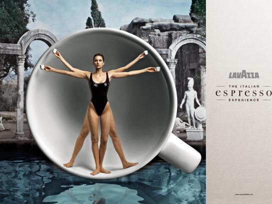 Lavazza Print Ad -  Italian, 2