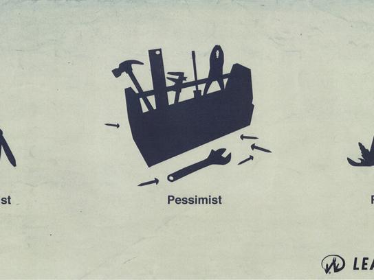 Leatherman Print Ad -  Realist